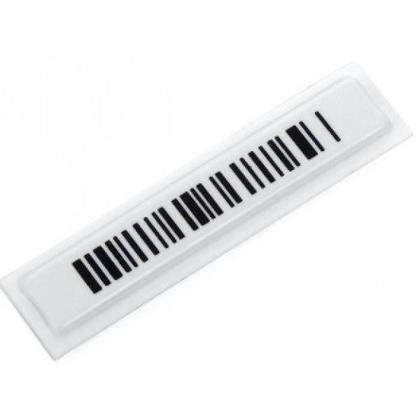 Двухконтурная  противокражная этикетка AM Label /58KHZ /л.шк /деактивируемая  (5000шт.), Китай